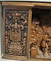 Giovanni angelo e tiburzio del maino (attr.), due parti di un altare, 1527-1533, 03.JPG