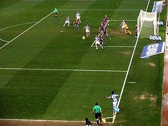 Basque football derbies - A derby match in La Liga between Real Sociedad and Eibar at Anoeta Stadium, 2015