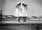 Girls skipping at an athletics carnival (2633069104).jpg