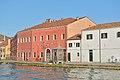 Giudecca Archivio di Stato dettaglio Fondamenta della Croce Venezia.jpg
