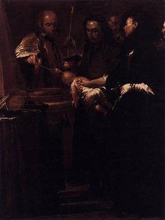 Giuseppe Crespi - Image: Giuseppe Maria Crespi Baptism WGA05763