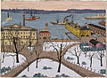 Glenn O. Coleman - Battery Park - Google Art Project.jpg