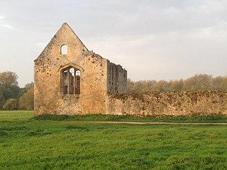 Godstow - Image: Godstow Abbey ruins