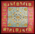Gold-thread embroidered silk wrap - Google Art Project.jpg