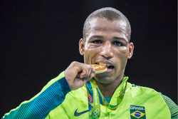 Gold medal Conceicao Robson from Brazil.png
