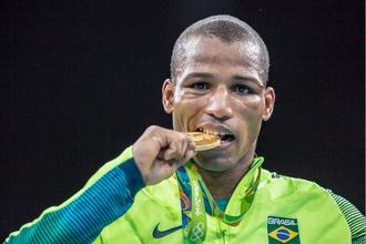 Robson Conceição - Conceição at Rio 2016 Olympics