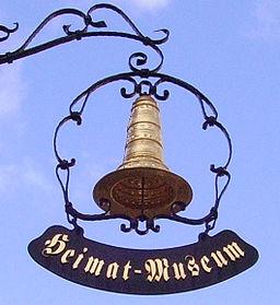 view of Schifferstadt, Germany