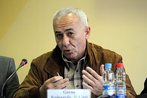 Goran Radosavljević - Image: Goran Radosavljević