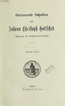 Gedichte (Quelle: Wikimedia)