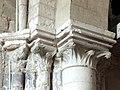 Gournay-en-Bray (76), collégiale St-Hildevert, bas-côté sud, chapiteaux au début des grandes arcades.jpg