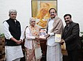 Governor of Goa Mridula Sinha with Vice President M. Venkaiah Naidu.jpg
