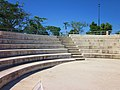 Gradas del anfiteatro, Bacalar, Q. Roo - panoramio.jpg