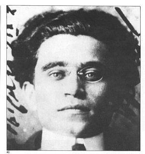 Antonio Gramsci en 1915
