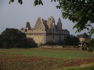 Tigné Part of Lys-Haut-Layon in Pays de la Loire, France