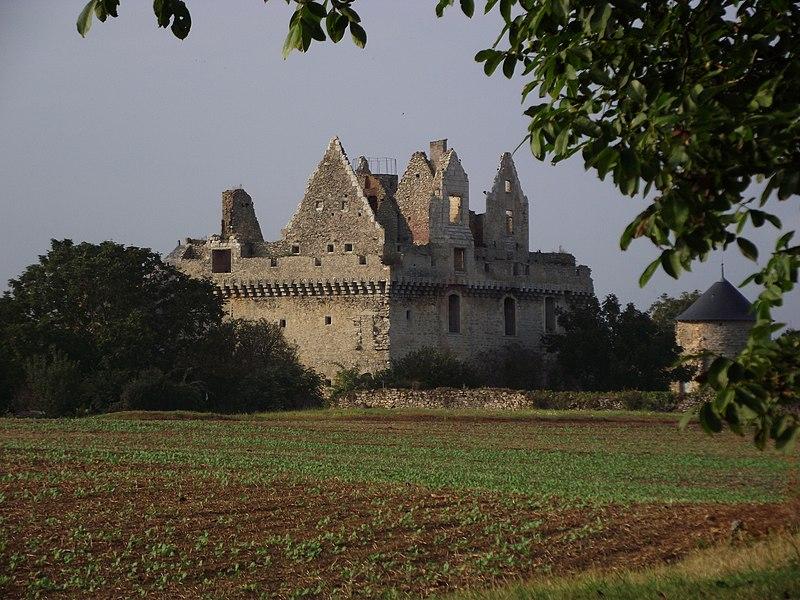 Château du Grand-Riou