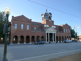 Grapevine, Texas - Grapevine City Hall