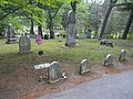 Grave of Louisa May Alcott & Family at Sleepy Hollow Cemetery.jpg