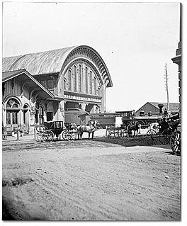 historic railway in Ontario, Canada