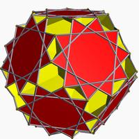 ... 十二・二十・十二面体 の