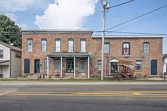 Greenville, Indiana - Image: Greenville, Indiana