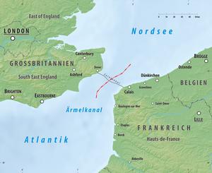 karte frankreich england Eurotunnel – Wikipedia