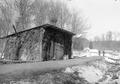 Grenzwachthütte an der elsässischen Grenze - CH-BAR - 3238267.tif