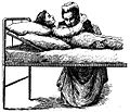 Grierson 111a Mujer levantando enfermo de la cama.jpg