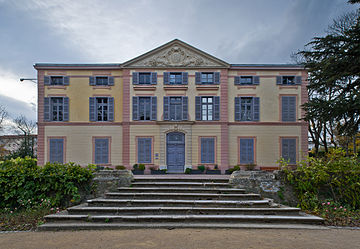 L'Hôtel de ville de Grigny