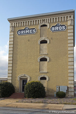 National Register of Historic Places listings in Davidson County, North Carolina - Image: Grimes Mill