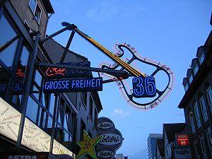 Große Freiheit - Image: Große freiheit rockclub