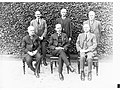 Group photograph of Barwell Ministry - shows G F Jenkins, E A Anstey, T Pascoe, H N Barwell and W Hague(GN03302).jpg