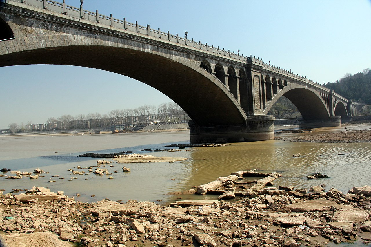 list of longest masonry arch bridge spans wikiwand