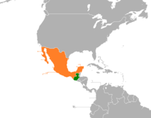 Guatemala–Mexico relations Diplomatic relations between the Republic of Guatemala and the United Mexican States