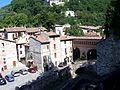 Gubbio - Torrente Camignano e Ponte Coperto - panoramio.jpg