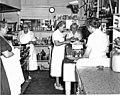 Guest House restaurant, Newton, Kansas, kitchen workers (7244166444).jpg