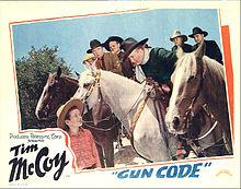 Tim McCoy - Wikipedia