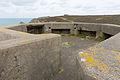 Gun emplacement at Battery Moltke, Les Landes, Jersey 02.JPG