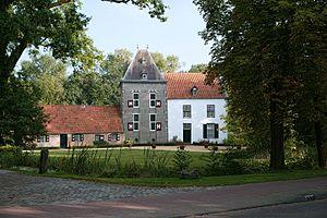 Deurne, Netherlands - Image: HAAGEIND DEURNE klein kasteel DSC4657 140913
