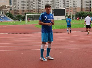 James Ha Hong Kong footballer