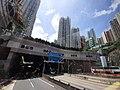 HK 城巴 619 CityBus 遊車河 tour view 觀塘區 Kwun Tong District 藍田 Lam Tin 鯉魚門道 Lei Yue Mun Road June 2020 SS2 03.jpg