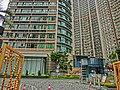 HK Hung Hom South 紅磡 Hung Lai Road 8 紅荔道 Royal Peninsula private entrance Mar-2013.JPG