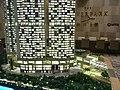 HK Shatin 大圍 溱岸8號 Riverpark showflat sales office n building model green area Dec-2012.JPG