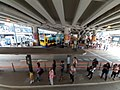 HK Tram 92 view CWB 銅鑼灣 Causeway Bay 軒尼詩道 Hennessy Road Canal Road flyover October 2019 SS2 02.jpg