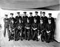 HMCS Rainbow officers at Vancouver circa 1911 Bo P179.jpg