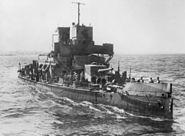 HMS Aphis AWM 302297