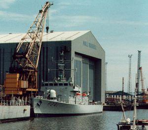 BRP Artemio Ricarte (PS-37) - Image: HMS Starling P241