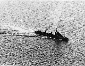 HMS Vivacious (D36) - HMS Vivacious (D36)