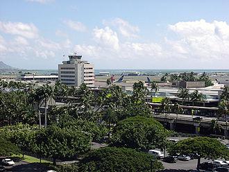 Daniel K. Inouye International Airport - Main Terminal