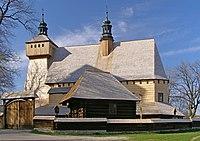 Haczów, kościół Wniebowzięcia Najświętszej Maryi Panny (HB2).jpg