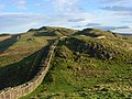 Hadrian's Wall near Caw Gap - geograph.org.uk - 1068660.jpg